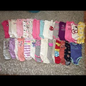 Other - SOLD 0-3 month clothing lot